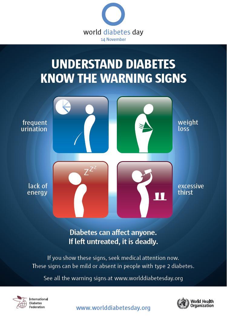diabetes poster - photo #7