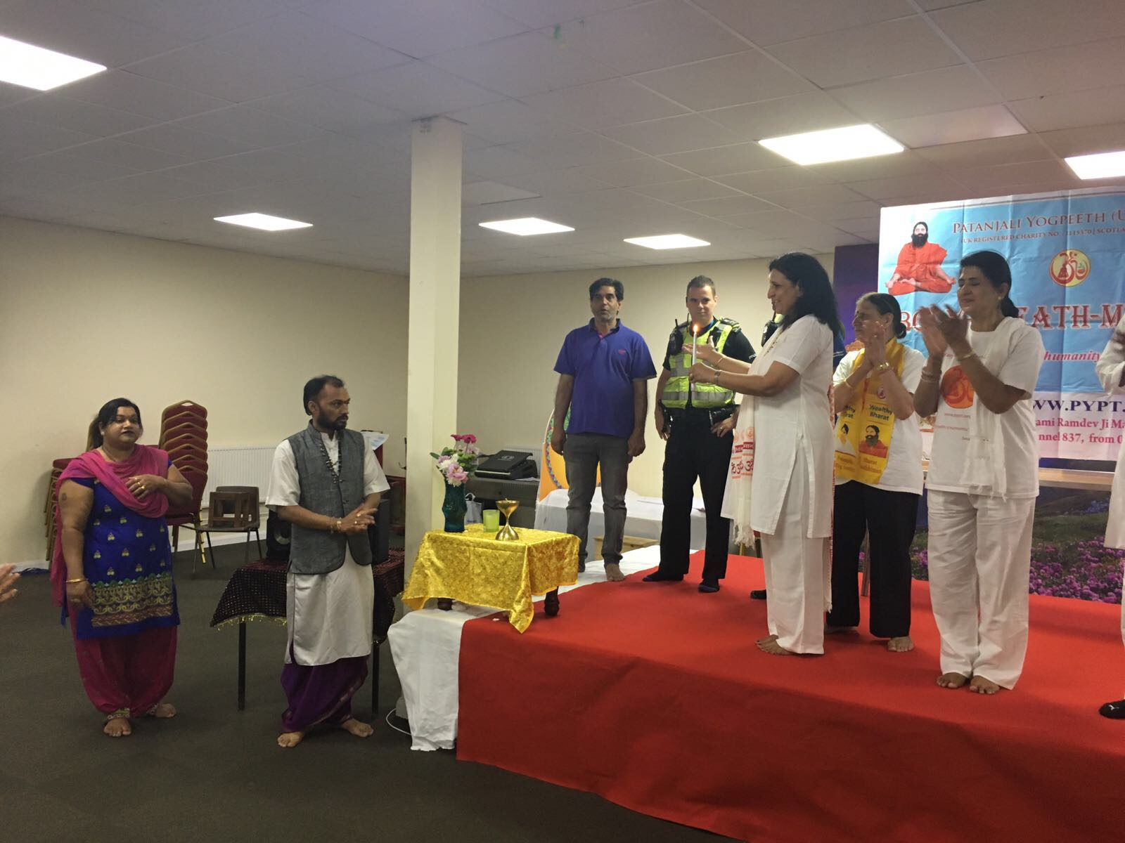 International Day of Yoga 21st June 2017