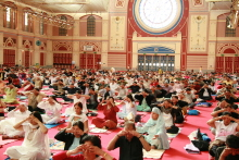 London Yog Camp, 2007